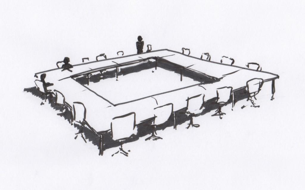 Vergaderen